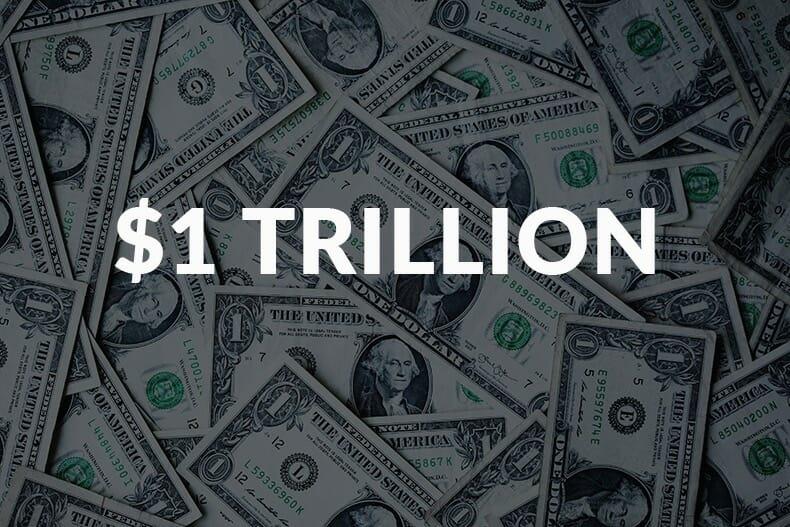 1trillion