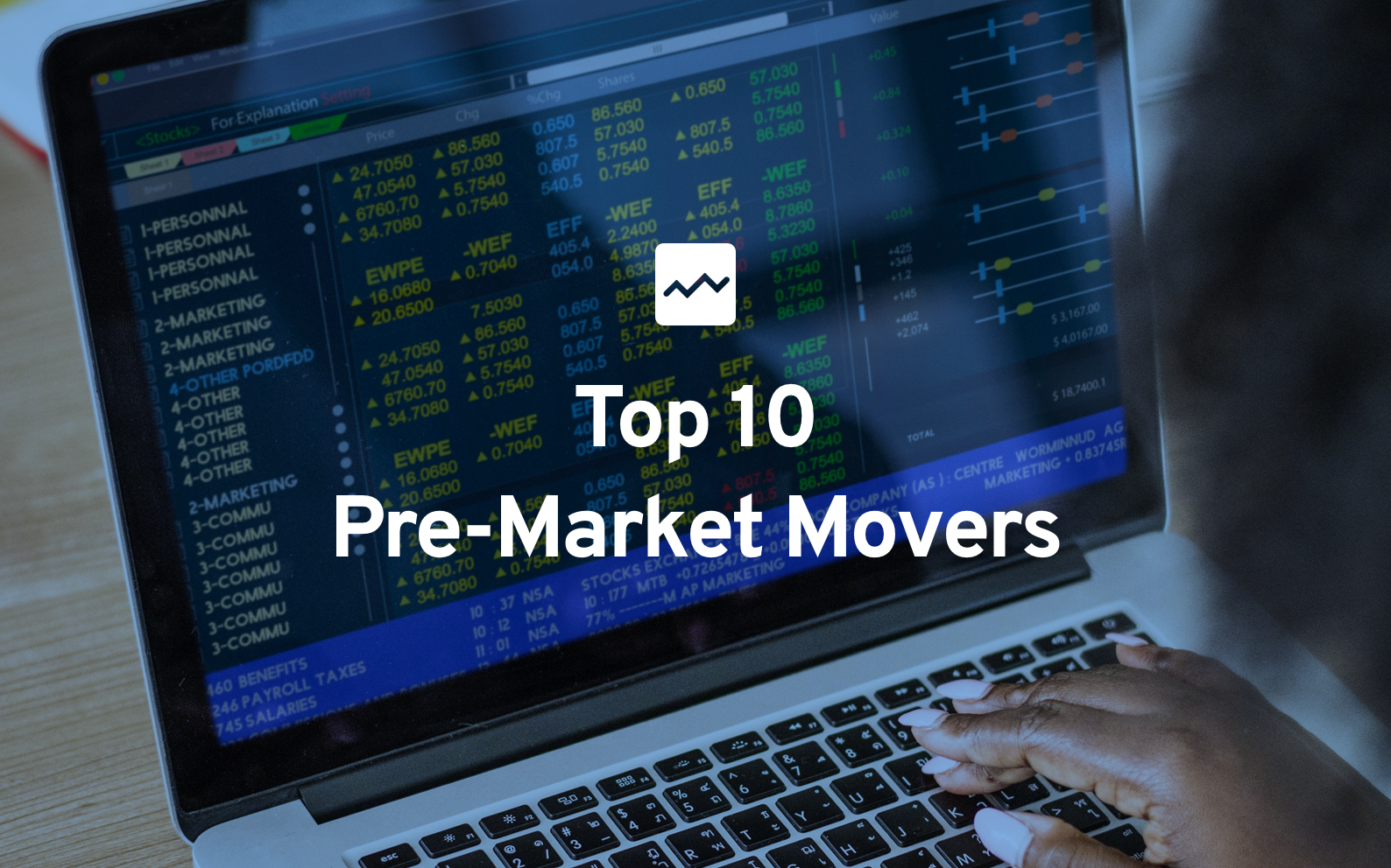 Top 10 Market Movers in Pre-Market Session