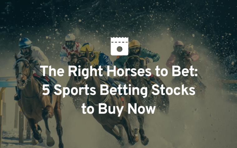 5 Sports Betting Stocks