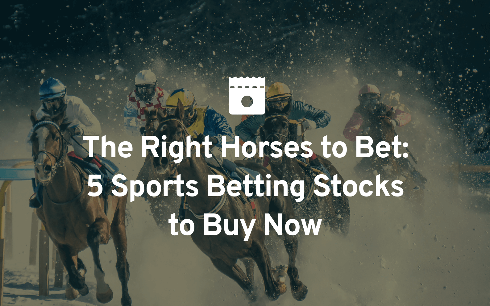 5 Sports Betting Stocks